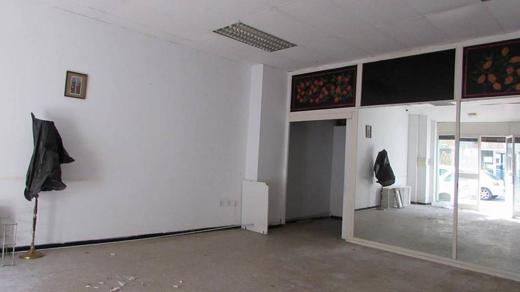 Foto - Local comercial en alquiler en calle Altamira, Oliveros en Almería - 296704531