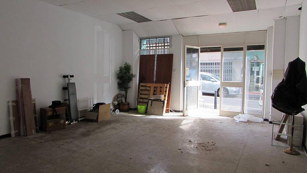 Foto - Local comercial en alquiler en calle Altamira, Oliveros en Almería - 296704549