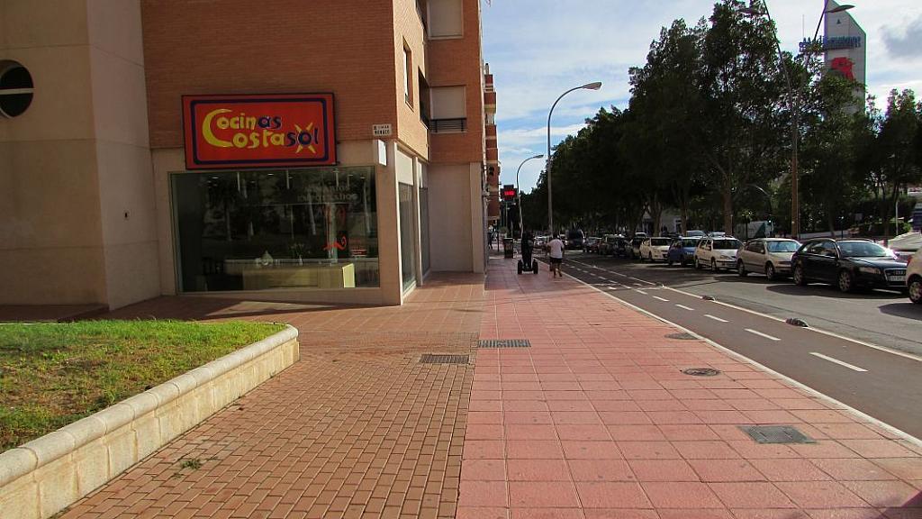 Foto - Local comercial en alquiler en calle Alcampo, Colonia Los Angeles en Almería - 331085697