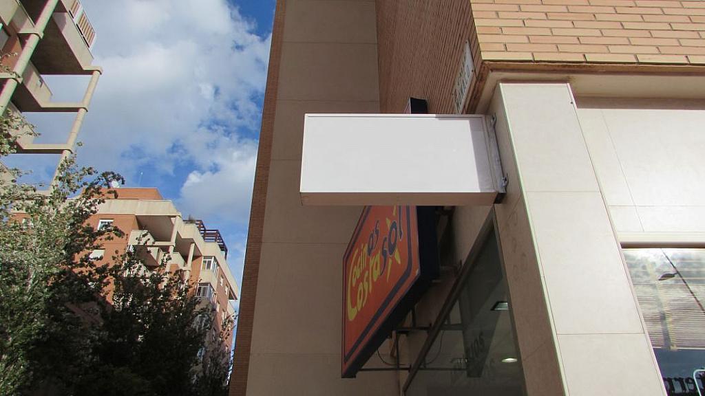 Foto - Local comercial en alquiler en calle Alcampo, Colonia Los Angeles en Almería - 331085811