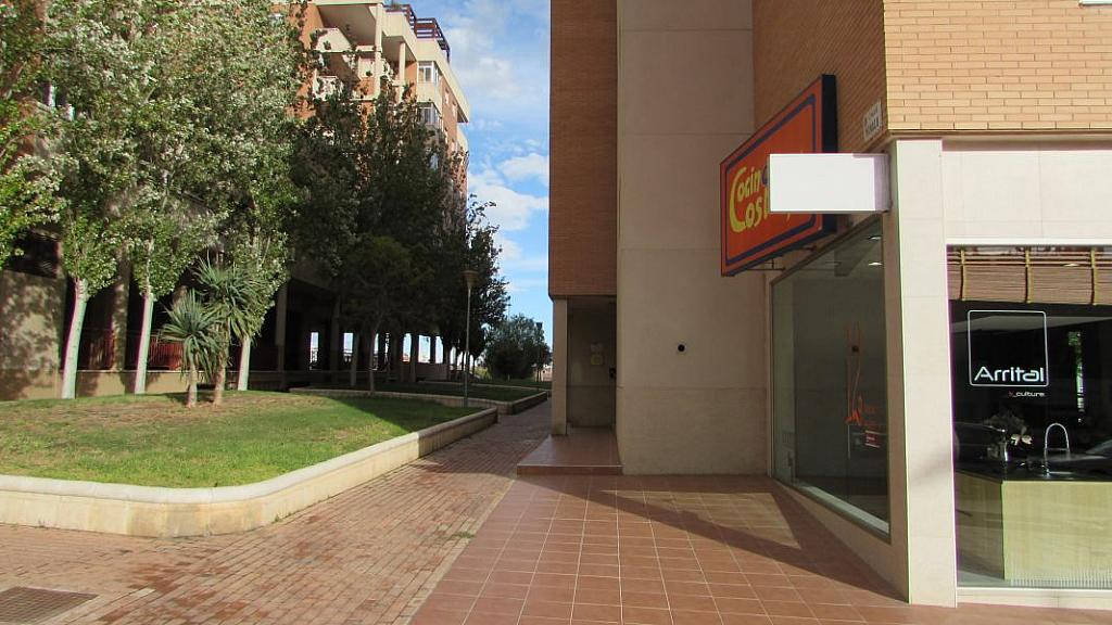 Foto - Local comercial en alquiler en calle Alcampo, Colonia Los Angeles en Almería - 331085814