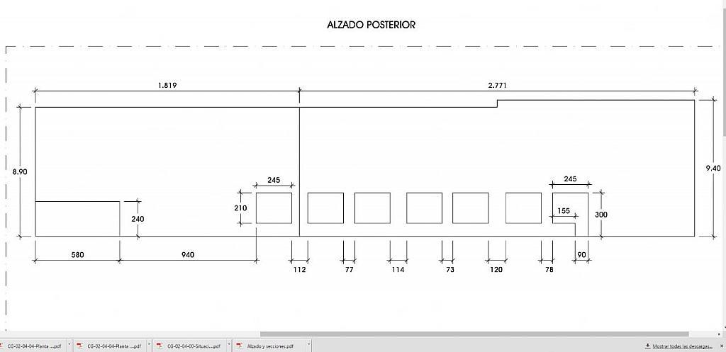 Imagen sin descripción - Nave en alquiler en Arrecife - 280414400