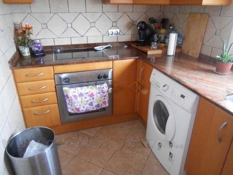 Cocina - Piso en alquiler en calle Pintor Pedro Camacho, Garbinet en Alicante/Alacant - 323921088