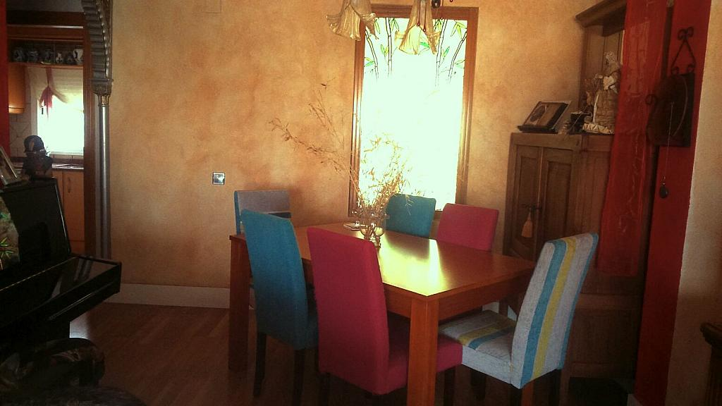 Comedor - Piso en alquiler en calle Pintor Pedro Camacho, Garbinet en Alicante/Alacant - 323921092