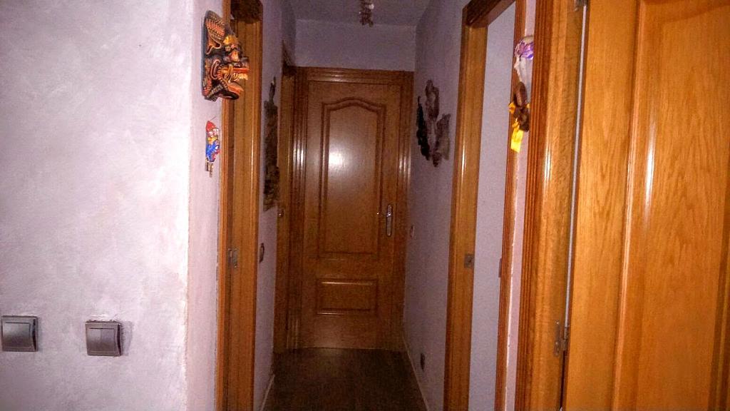 Pasillo - Piso en alquiler en calle Pintor Pedro Camacho, Garbinet en Alicante/Alacant - 323921098