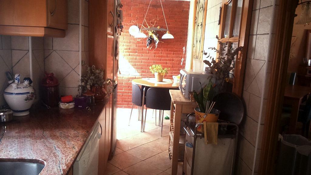 Cocina - Piso en alquiler en calle Pintor Pedro Camacho, Garbinet en Alicante/Alacant - 323921108