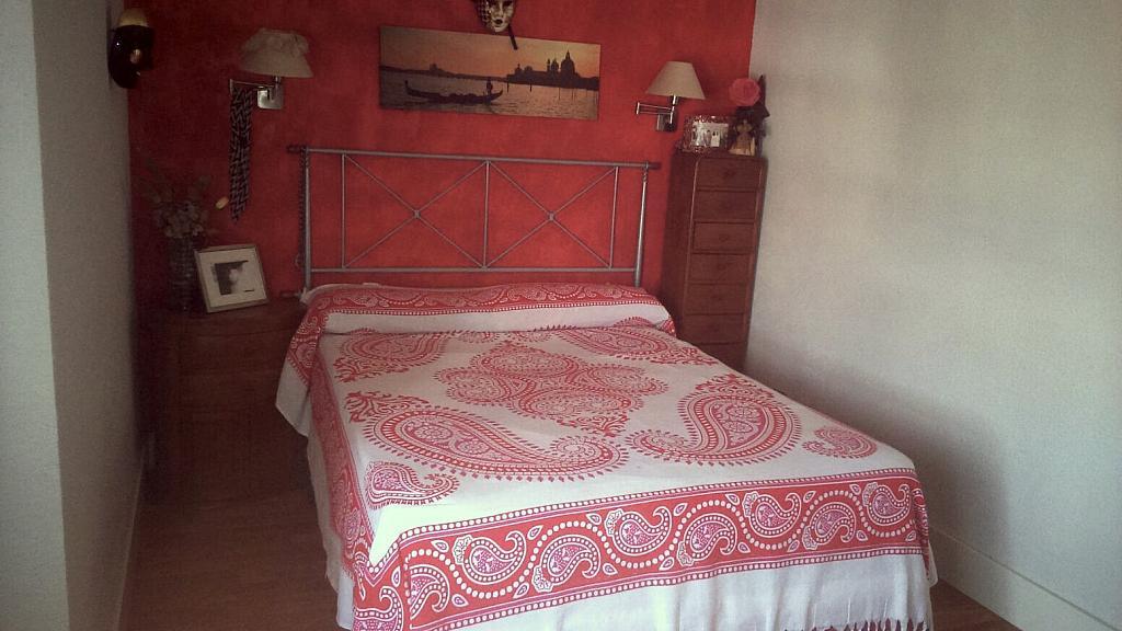 Dormitorio - Piso en alquiler en calle Pintor Pedro Camacho, Garbinet en Alicante/Alacant - 323921112