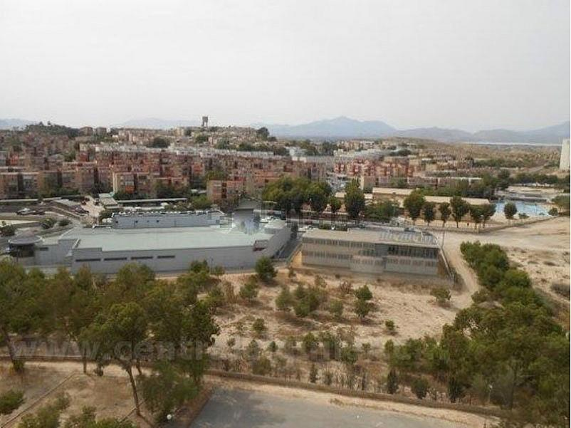 Vistas - Piso en alquiler en calle Pintor Pedro Camacho, Garbinet en Alicante/Alacant - 323921123