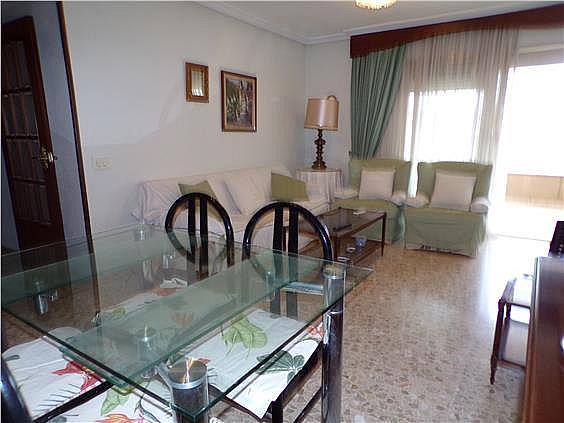Piso en alquiler en Cabo de las Huertas en Alicante/Alacant - 297423806