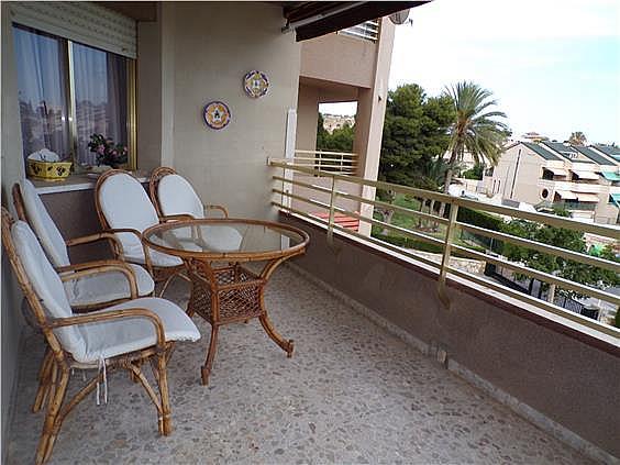 Piso en alquiler en Cabo de las Huertas en Alicante/Alacant - 297423809