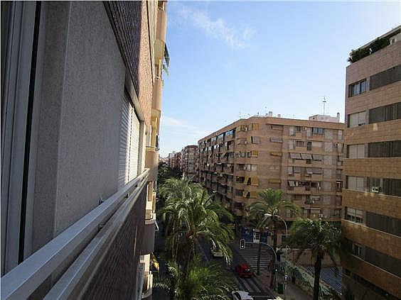 Piso en alquiler en calle Benito Pérez Galdós, Centro en Alicante/Alacant - 317121458