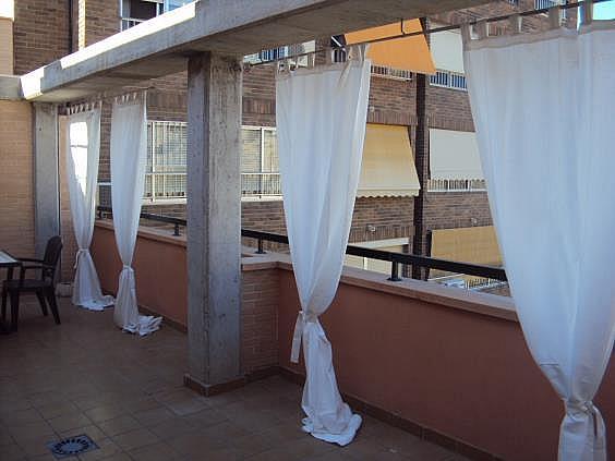 Ático en alquiler en Centro en Alicante/Alacant - 328419341