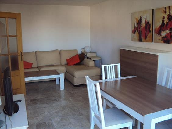 Ático en alquiler en San Blas - Santo Domingo en Alicante/Alacant - 330393427