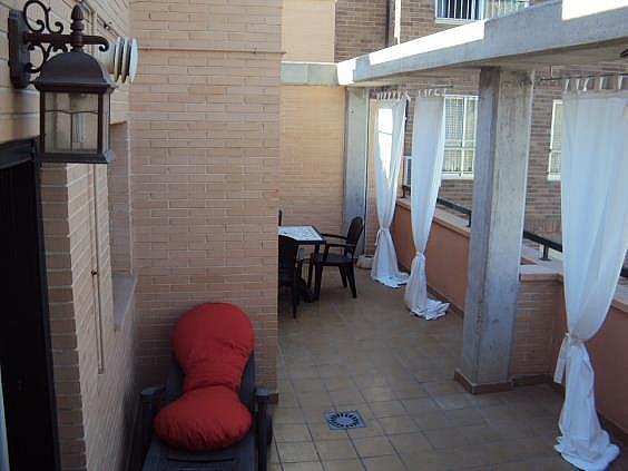 Ático en alquiler en San Blas - Santo Domingo en Alicante/Alacant - 330393433