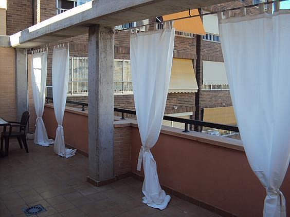Ático en alquiler en San Blas - Santo Domingo en Alicante/Alacant - 330393466