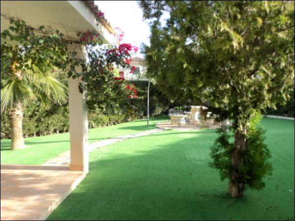 JARDIN - Chalet en alquiler en calle Torres Blancas, Alcayna - 69528332
