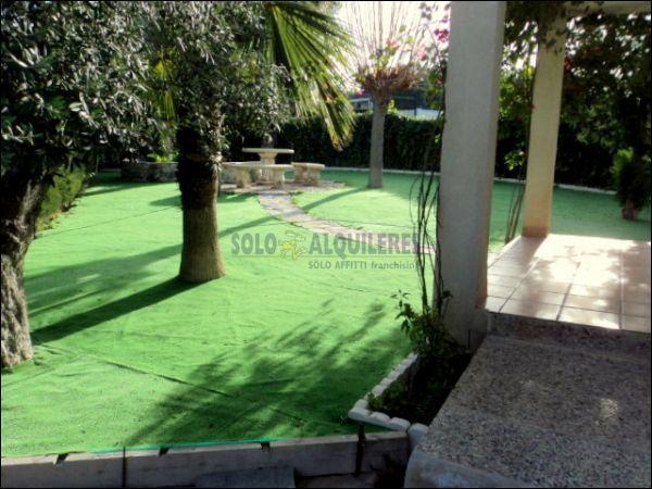 JARDIN - Chalet en alquiler en calle Torres Blancas, Alcayna - 69528335