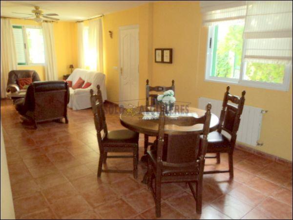SALON - Chalet en alquiler en calle Torres Blancas, Alcayna - 69528344