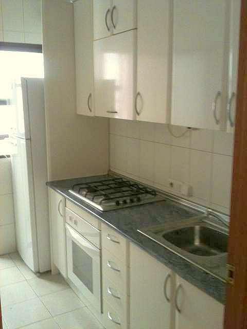Cocina - Piso en alquiler en calle Angustias, San Antolin en Murcia - 252375584