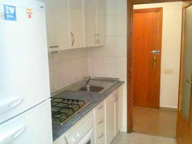 Cocina - Piso en alquiler en calle Angustias, San Antolin en Murcia - 252375585