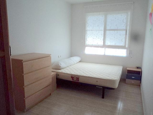 Dormitorio - Piso en alquiler en calle Felix Esteban Guerreros, La Flota en Murcia - 268258647