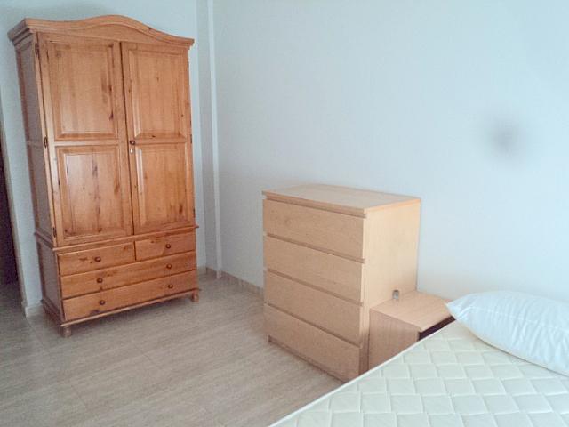 Dormitorio - Piso en alquiler en calle Felix Esteban Guerreros, La Flota en Murcia - 268258653