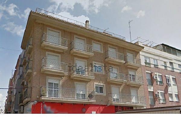 Fachada - Piso en alquiler en plaza Cristo del Rescate, San Juan en Murcia - 278172628
