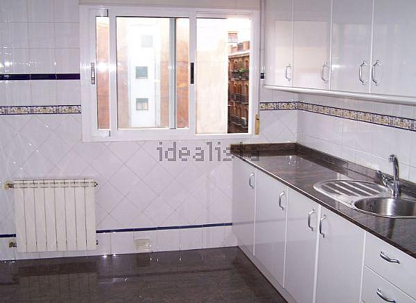 Cocina - Piso en alquiler en plaza Cristo del Rescate, San Juan en Murcia - 278172632