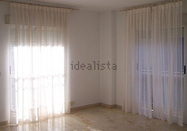 Dormitorio - Piso en alquiler en plaza Cristo del Rescate, San Juan en Murcia - 278172634