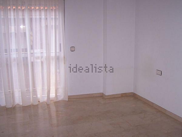 Dormitorio - Piso en alquiler en plaza Cristo del Rescate, San Juan en Murcia - 278172636