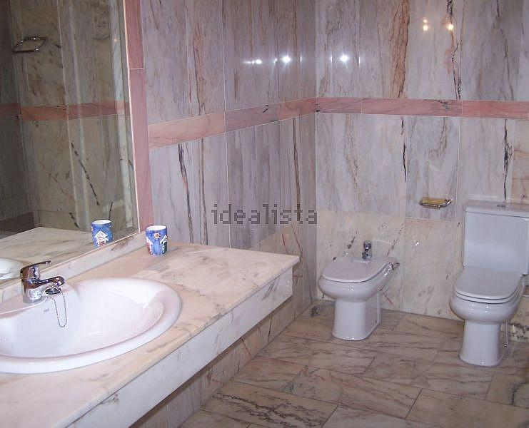 Baño - Piso en alquiler en plaza Cristo del Rescate, San Juan en Murcia - 278172639