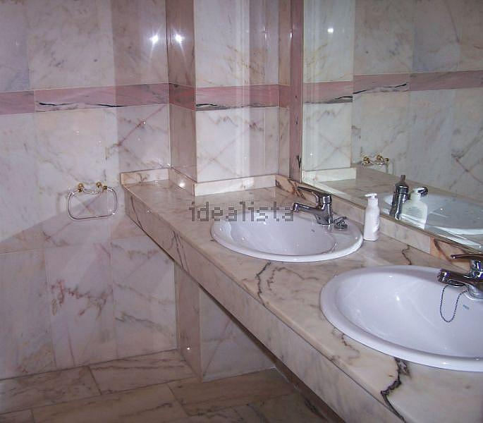 Baño - Piso en alquiler en plaza Cristo del Rescate, San Juan en Murcia - 278172641