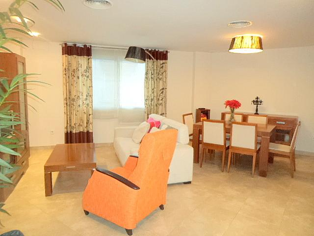 Salón - Piso en alquiler en calle Sierra del Espartal, Santa Maria de Gracia en Murcia - 323040297