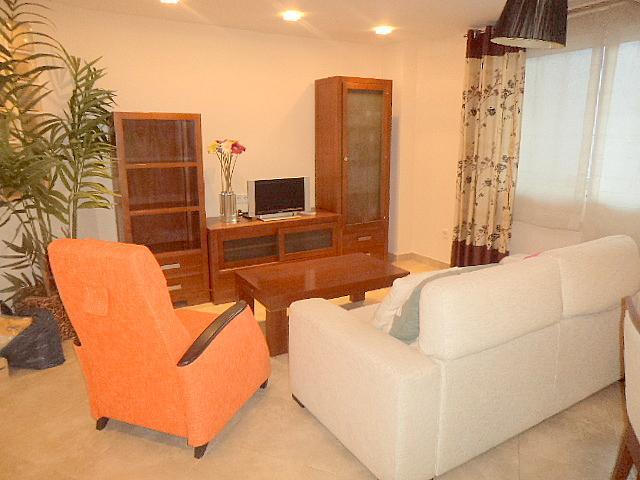 Salón - Piso en alquiler en calle Sierra del Espartal, Santa Maria de Gracia en Murcia - 323040314