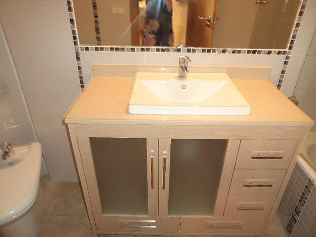 Baño - Piso en alquiler en calle Sierra del Espartal, Santa Maria de Gracia en Murcia - 323041068