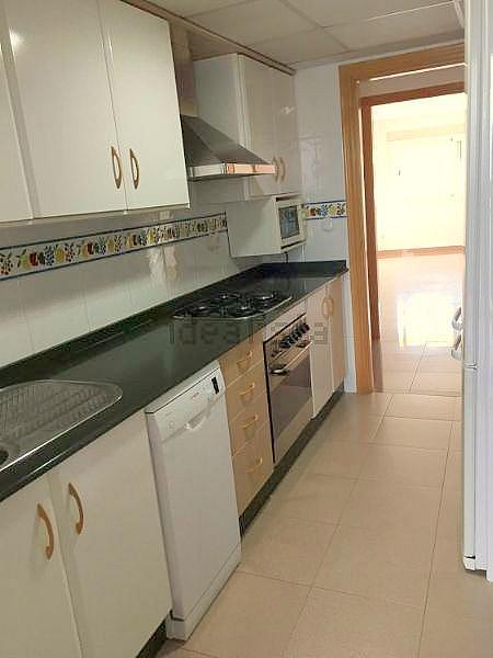 Cocina - Piso en alquiler en calle Alonso de Ojeda, La Flota en Murcia - 331031670