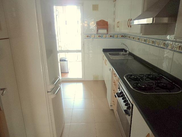 Cocina - Piso en alquiler en calle Alonso de Ojeda, La Flota en Murcia - 331031673