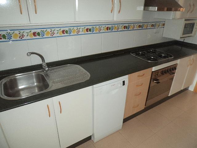 Cocina - Piso en alquiler en calle Alonso de Ojeda, La Flota en Murcia - 331031674