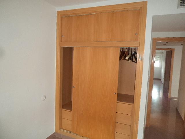 Dormitorio - Piso en alquiler en calle Alonso de Ojeda, La Flota en Murcia - 331031687