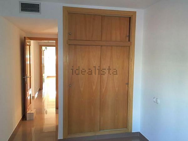 Dormitorio - Piso en alquiler en calle Alonso de Ojeda, La Flota en Murcia - 331031693