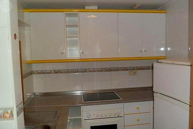 Cocina - Piso en alquiler en calle Almirante Loaysa, La Flota en Murcia - 331032115