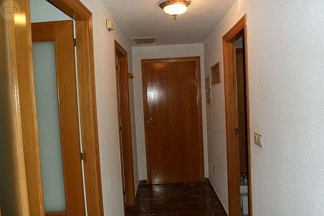 Pasillo - Piso en alquiler en calle Almirante Loaysa, La Flota en Murcia - 331032126