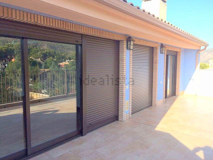 Terraza - Ático en alquiler en calle Fuensanta, Alberca, La - 351498350