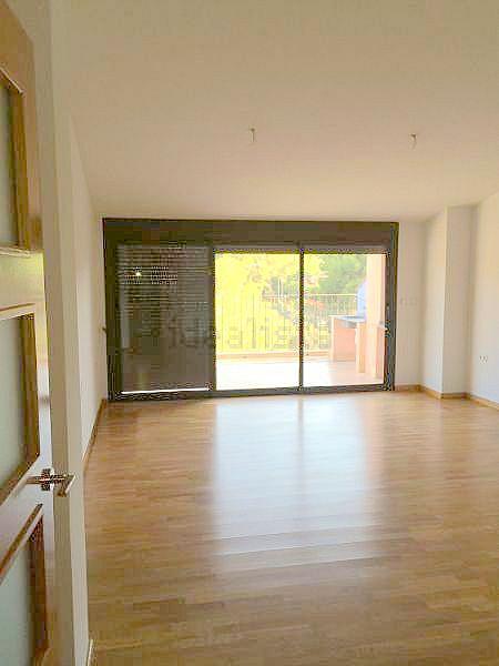 Salón - Ático en alquiler en calle Fuensanta, Alberca, La - 351498358