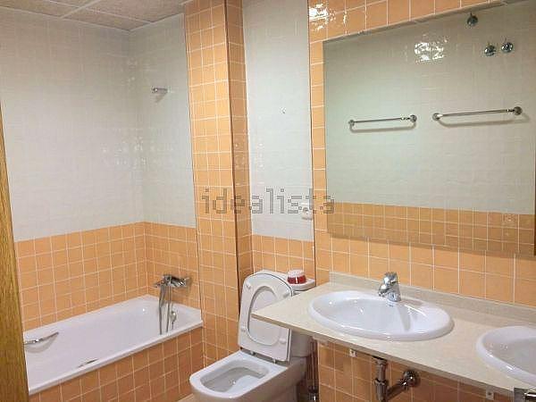 Baño - Ático en alquiler en calle Fuensanta, Alberca, La - 351498509