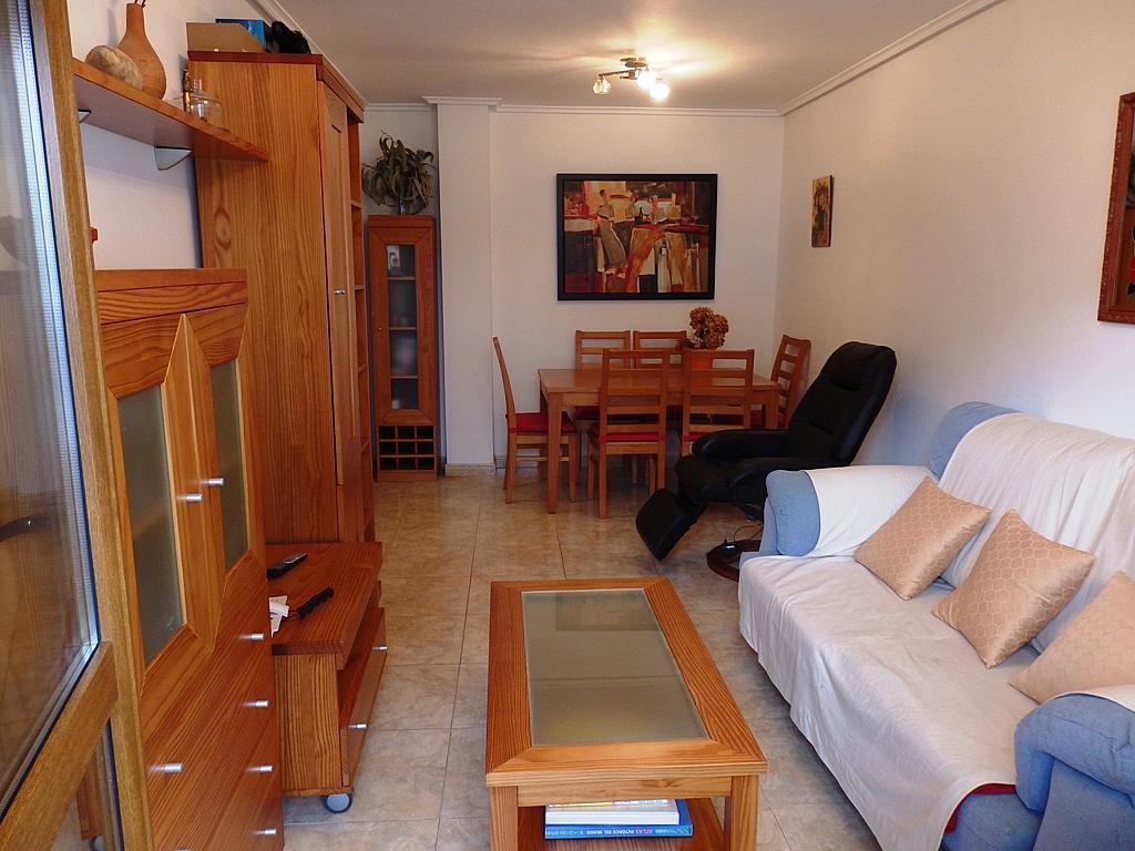 Salón - Piso en alquiler de temporada en calle Pedro del Camino Mijarazo, Ajo - 256415763
