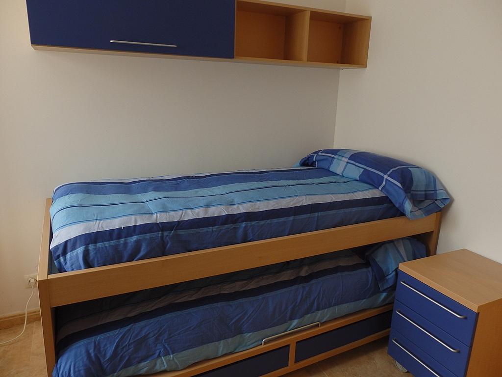 Dormitorio - Piso en alquiler de temporada en calle Pedro del Camino Mijarazo, Ajo - 256415836