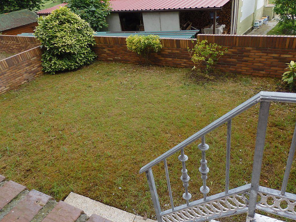 Jardín - Piso en alquiler de temporada en calle Benedicto Ruiz, Ajo - 294967980