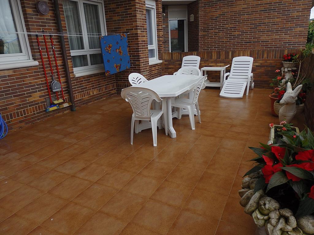 Jardín - Piso en alquiler de temporada en calle Benedicto Ruiz, Ajo - 294968004