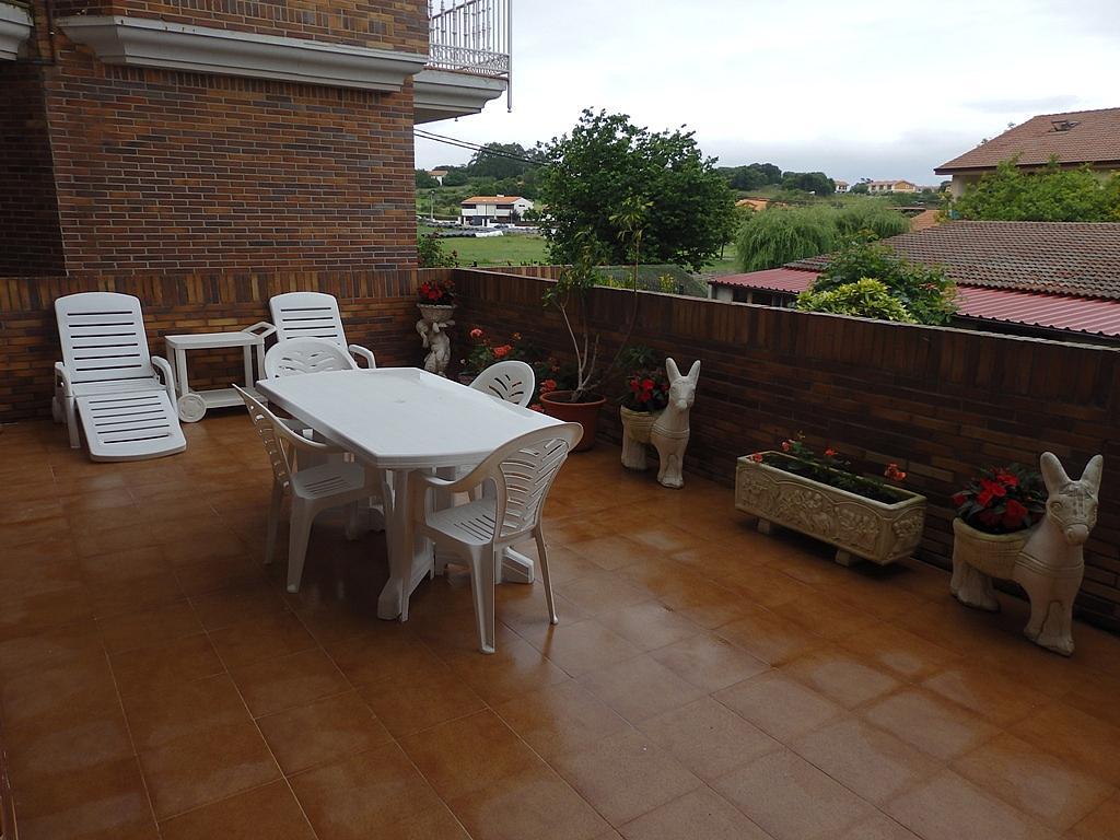 Jardín - Piso en alquiler de temporada en calle Benedicto Ruiz, Ajo - 294968014